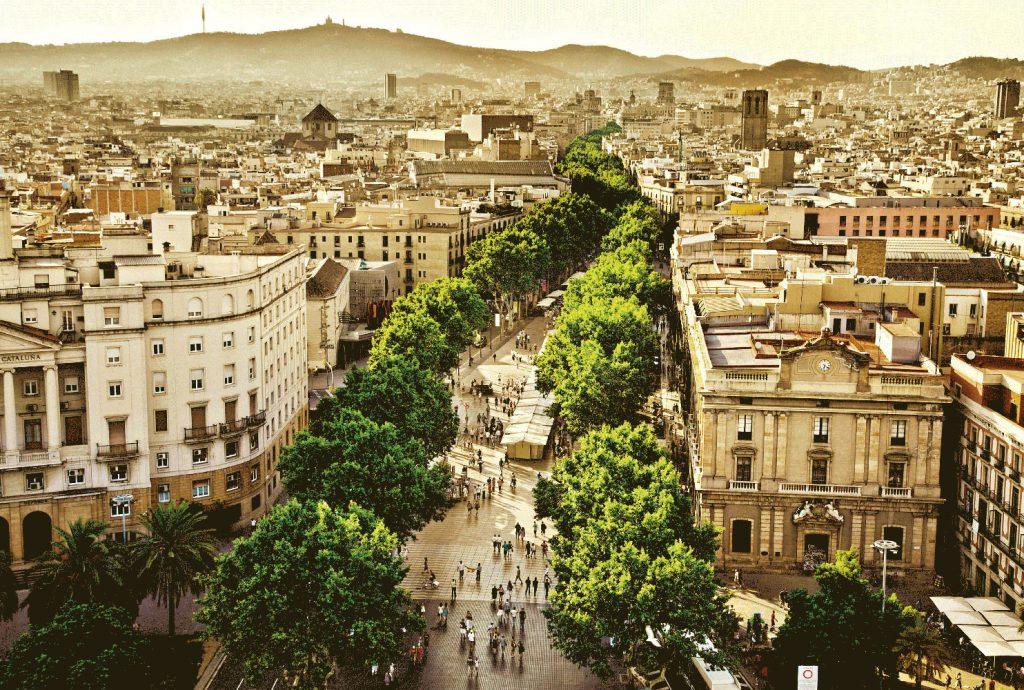 """Fotografía: """"La Rambla Barcelona"""" - Servicios"""