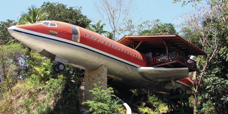 HOTELDESTINATION_727-Fuselage-Hotel,-Costa-Rica