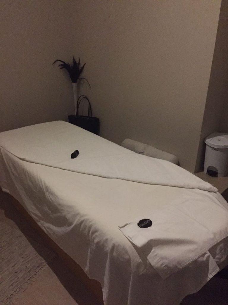 profesional masaje pequeña