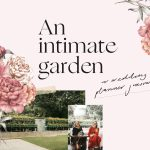 An intimate garden : A wedding planner journal