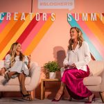 Sarah Jessica Parker talks about creativity at BlogHer 2019